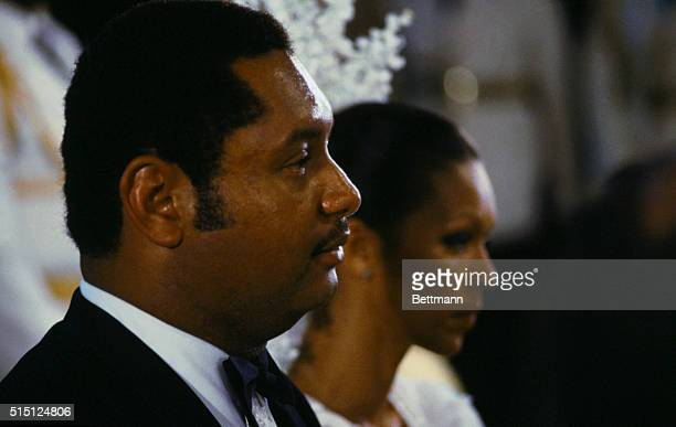 Port-Au-Prince, Haiti: Michele Bennett shares a private smile with her husband, Jean-Claude Duvalier, president of Haiti, during their wedding here,...