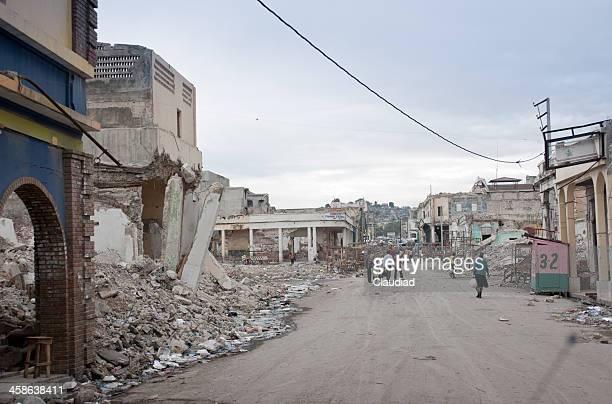 Port-au-Prince in frantumi