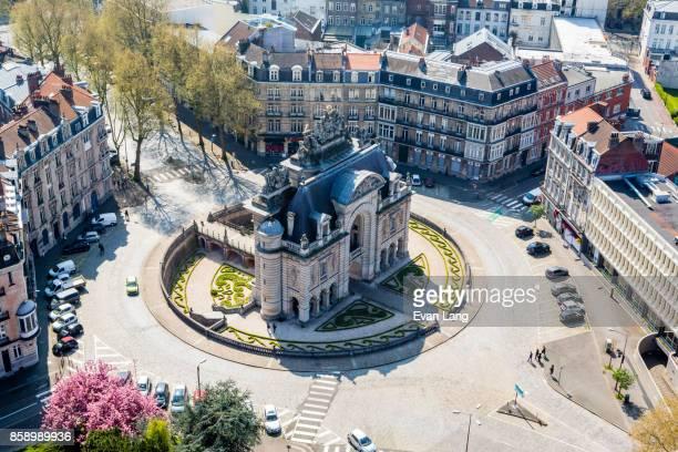 Porte de Paris - Lille, France