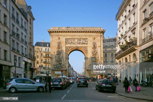 Porte Saint-Denis in Paris