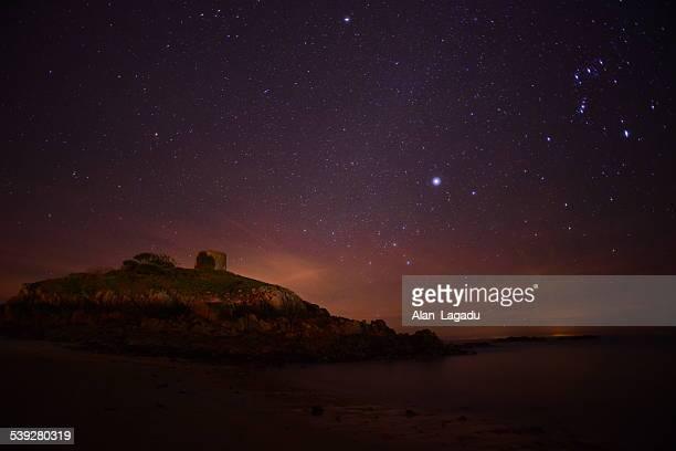 Portelet Bay, Jersey, U.K.