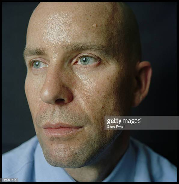 Portfolio manager and Managing Director at ICP William F Gahan poses at a portrait session in 2007