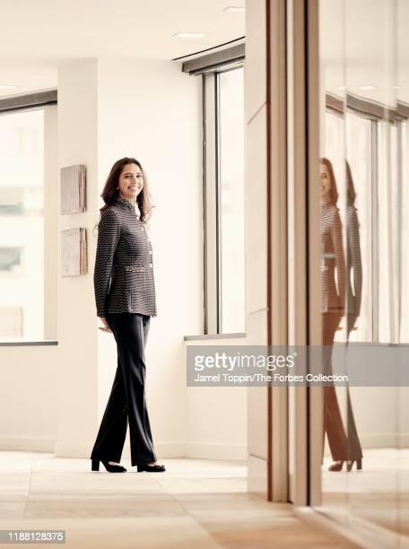 Portfolio manager Asha Mehta is photographed for Forbes Magazine on October 9 2019 in Boston Massachusetts PUBLISHED IMAGE CREDIT MUST READ Jamel...