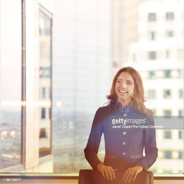 Portfolio manager Asha Mehta is photographed for Forbes Magazine on October 9 2019 in Boston Massachusetts CREDIT MUST READ Jamel Toppin/The Forbes...