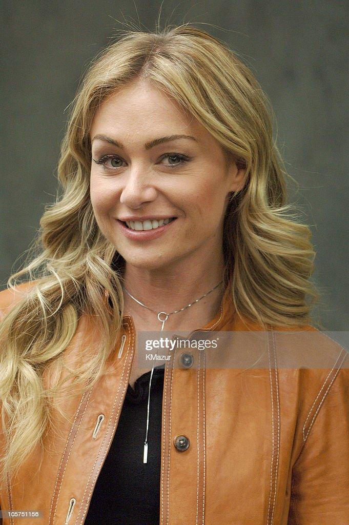 Portia De Rossi during 2005/2006 FOX Primetime UpFront in New York City, New York, United States.
