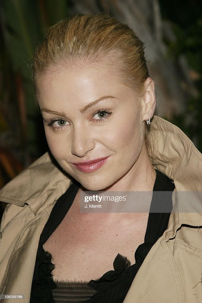 Portia de Rossi during 20th Century Fox Emmy After Party At Morton's at Morton's Restaurant in Los Angeles, California, United States.