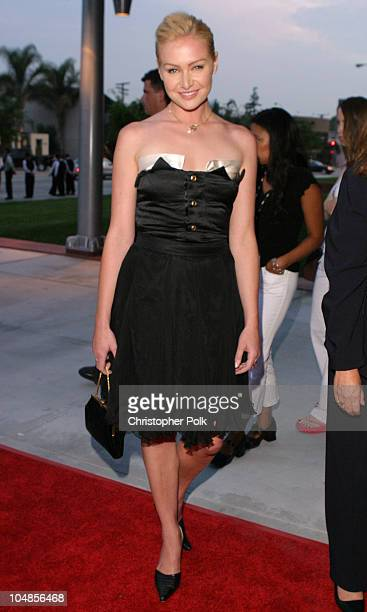 Portia De Rossi during FOX Broadcasting Company Introduces its 20032004 Prime Time Line Up at Astara West in West Hollywood California United States