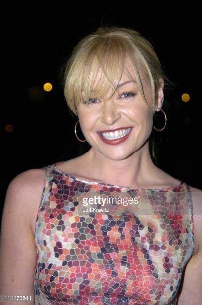 Portia de Rossi during Fox TCA All Star Party at DolceInside Coverage at Dolce in Los Angeles California United States