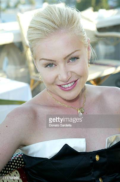 Portia De Rossi during Sparkling Summer Night Viewing Of Suzanne Wilson's Dazzling Jewelry Designs at Chateau Marmont in West Hollywood, California,...