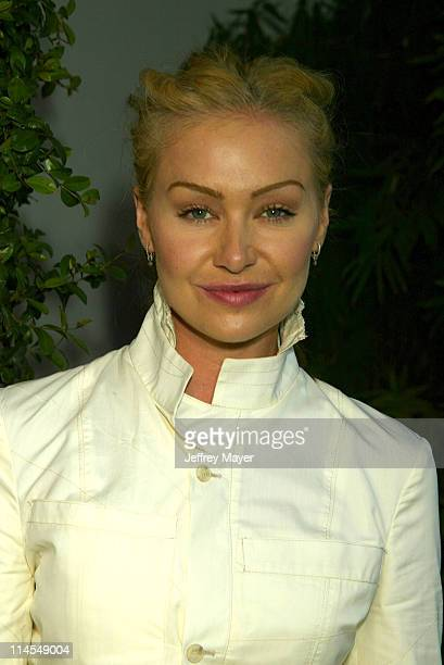 Portia de Rossi during Stella McCartney Los Angeles Store Opening Arrivals at Stella McCartney Store in Los Angeles California United States
