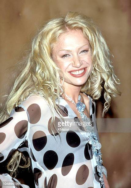 Portia de Rossi during Talk Magazine Party January 22 2000 in Los Angeles California United States