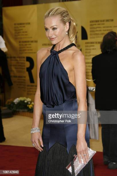 Portia de Rossi during The 79th Annual Academy Awards Red Carpet at Kodak Theatre in Hollywood California United States