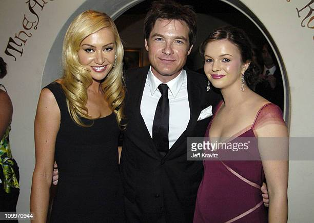 Portia De Rossi Jason Bateman and Amber Tamblyn **EXCLUSIVE**