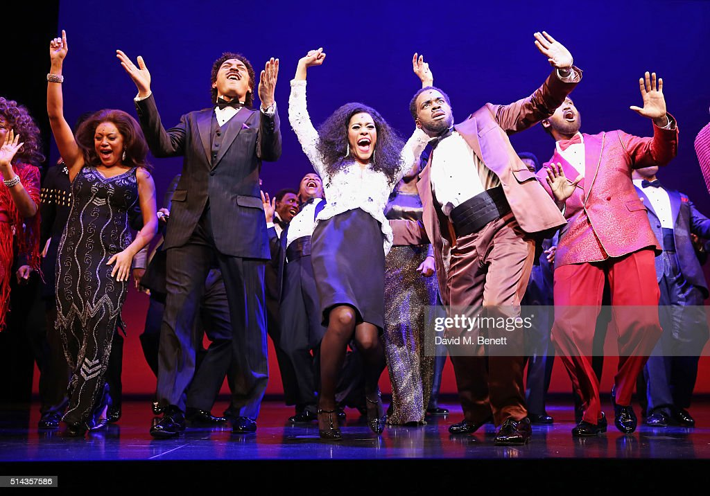 """""""Motown The Musical"""" - Press Night - Curtain Call & Backstage : News Photo"""