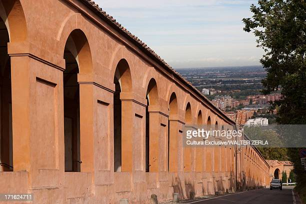 Portico di San Luca, Bologna, Italy