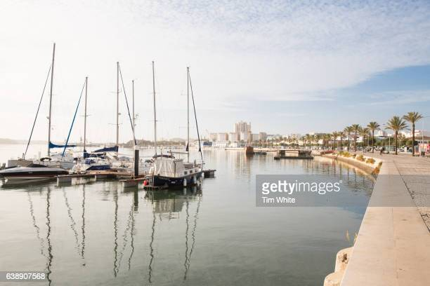 Portimao harbour, Portugal