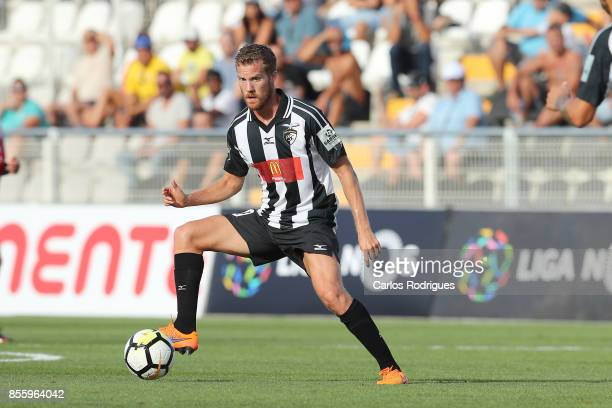 Portimonense midfielder Oriol Rosell from Spain during the match between Portimonense SC and Deportivo das Aves for the Portuguese League Cup at...