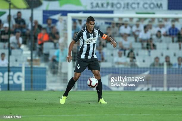 Portimonense SC defender Jadson from Brazil during the Portimonense SC v FC Porto PreSeason Friendly match at Estadio Municipal de Portimao on July...