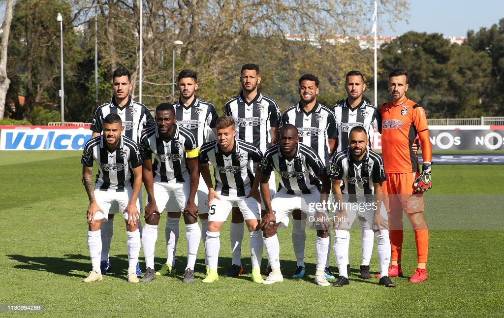 PRT: Belenenses v Portimonense SC - Liga NOS