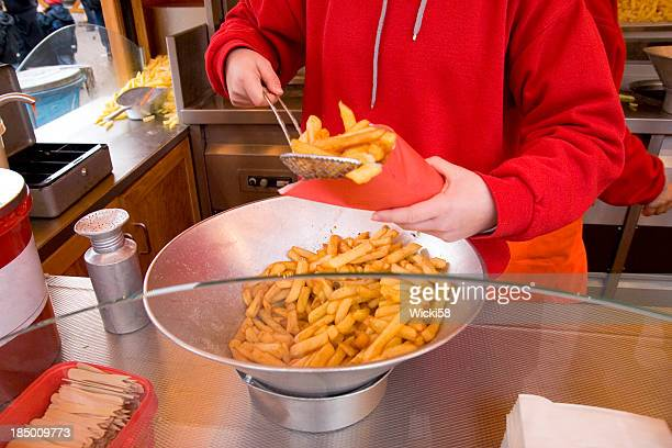 Portion French Fries
