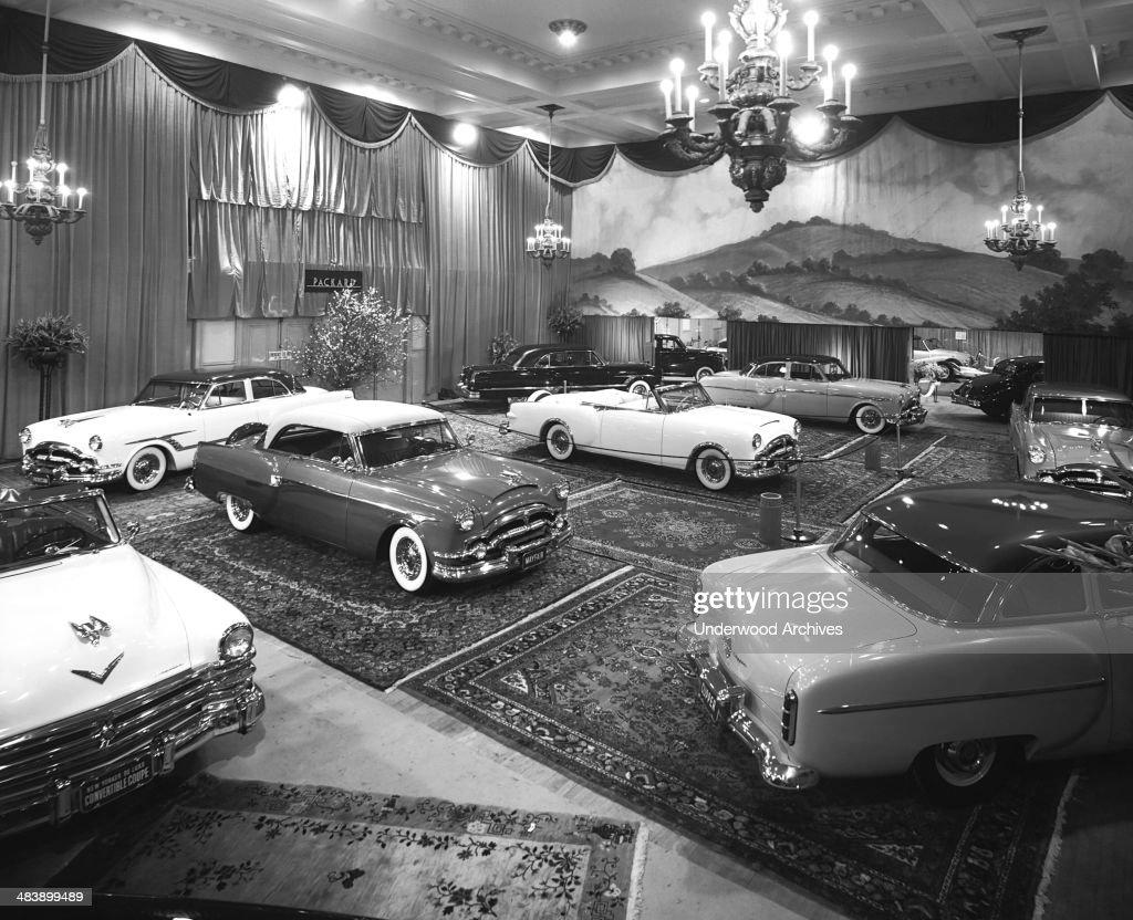 1953 Auto Show News Photo