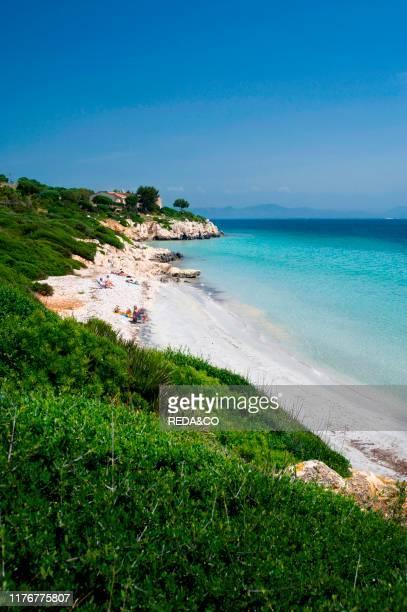 Portixeddu Sant'Antioco Sulcis Iglesiente Carbonia Iglesias SardiniaItaly Europe Europe