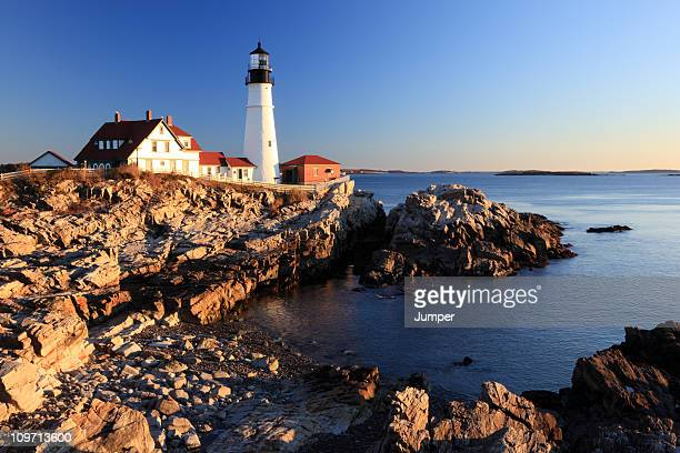 Portland Head Light Station, Portland, Maine