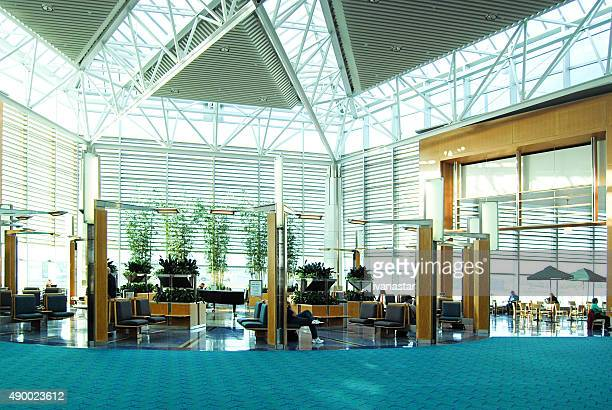 Portland International Airport Lounge