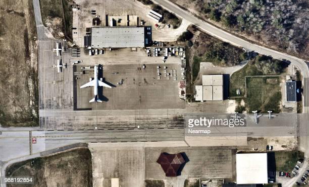 portland international jetport, maine, usa - portland maine stock pictures, royalty-free photos & images
