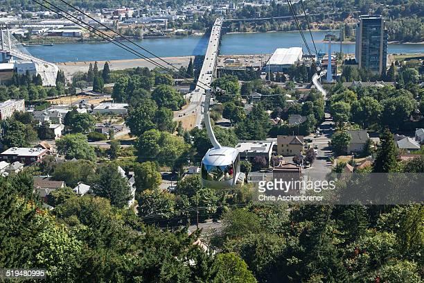 Portland Oregon Aerial Tram