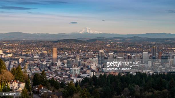 portland - portland oregon stock pictures, royalty-free photos & images