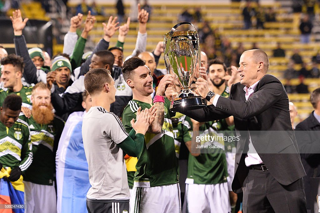 2015 MLS Cup - Portland Timbers v Columbus Crew SC : News Photo