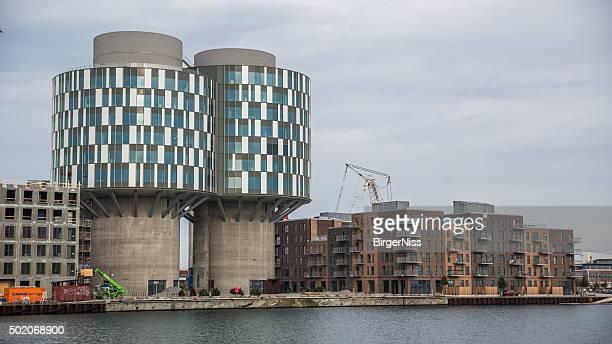 Portland Towers, Nordhavn, Copenhagen, Denmark