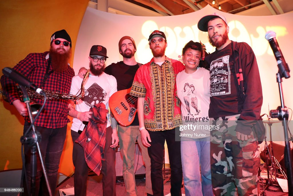 Bulleit Frontier Works: Bottle Impressions Launch at Soul'd Out Music Festival