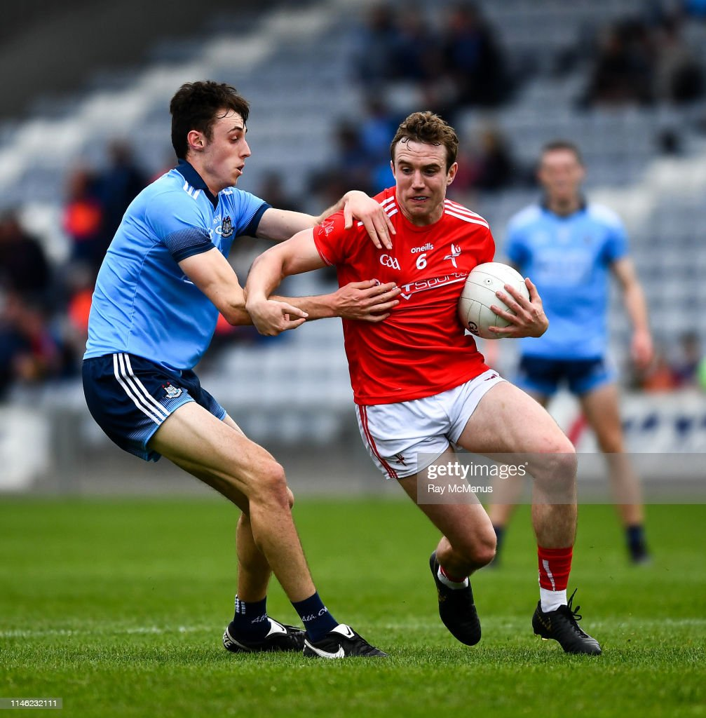 IRL: Louth v Dublin - Leinster GAA Football Senior Championship Quarter-Final