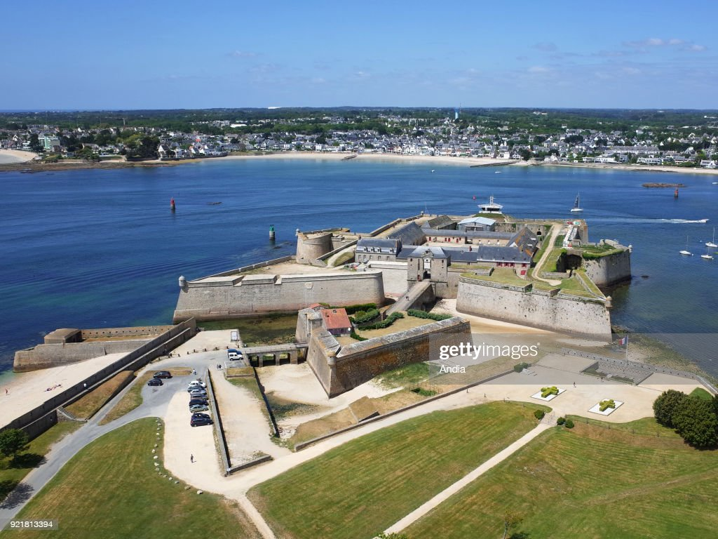 Aerial view of the citadel. : News Photo
