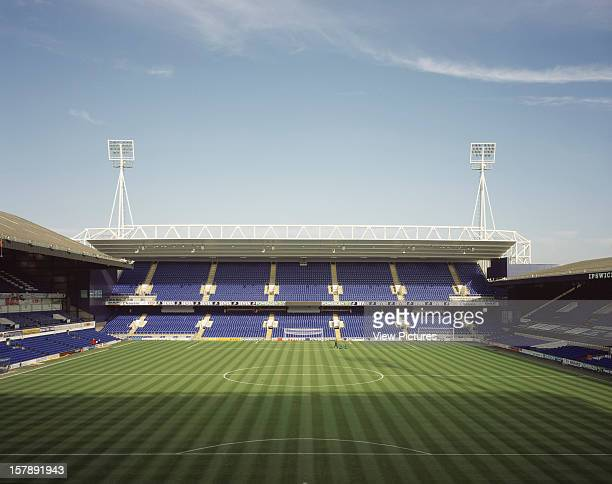 Portman Road Ipswich United Kingdom Architect Hok Sport Portman Road Wide View From Other End Of Ground