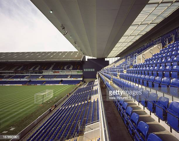 Portman Road Ipswich United Kingdom Architect Hok Sport Portman Road Wide View From In The Stand