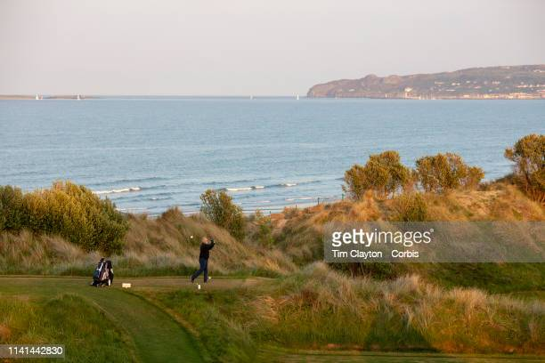 Portmarnock Golf Club a links golf club in Portmarnock County Dublin Ireland is located on the Portmarnock peninsula and is 15 minutes from Dublin...