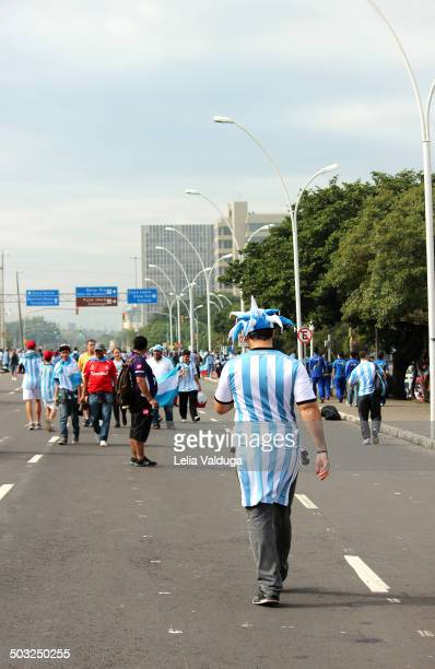 Porto Alegre was a great FIFA FAN state capital of Rio Grande do Sul, to FEST hosted at Beira Rio stadium for the game that ranked Argentina to the...