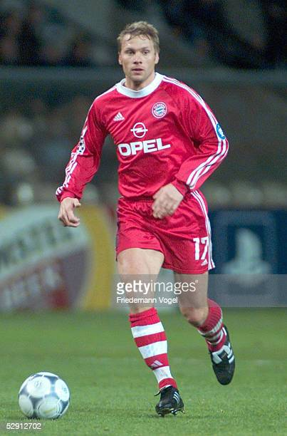 LEAGUE 01/02 Porto BOAVISTA PORTO FC BAYERN MUENCHEN 00 Thorsten FINK/BAYERN