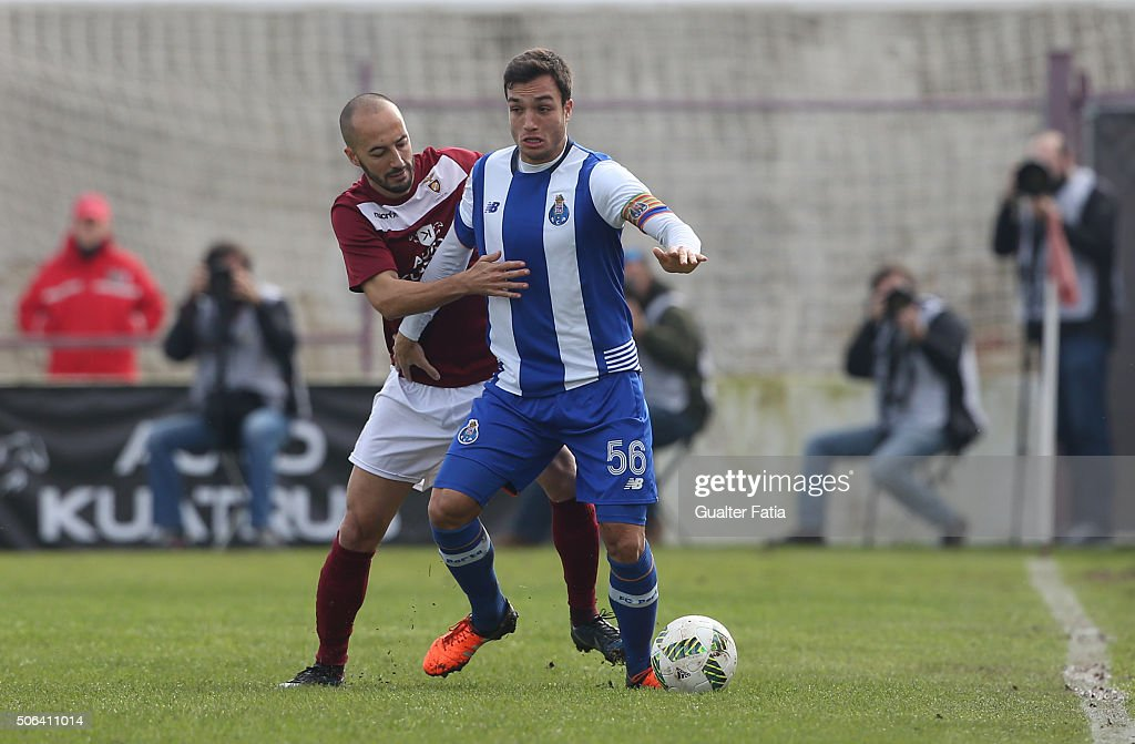 Oriental Lisboa v FC Porto B - Segunda Liga : News Photo