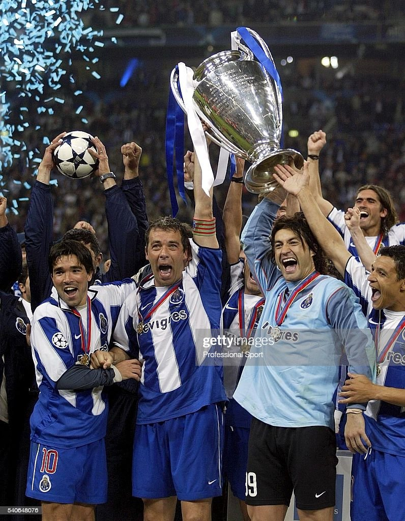 Where are they now? The Porto team that won the Champions ... |Porto Uefa Champions League