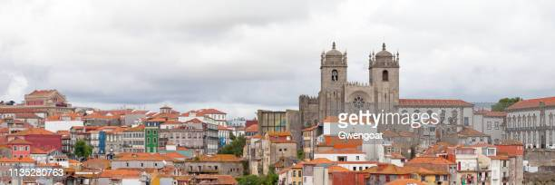 porto cathedral - gwengoat stock pictures, royalty-free photos & images