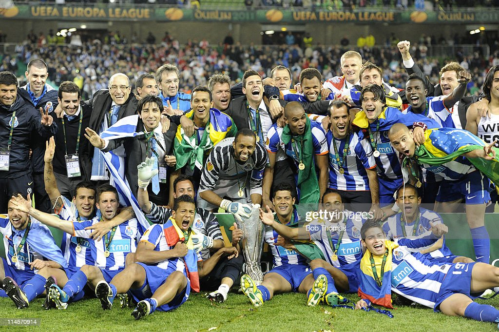 FC Porto v Braga - UEFA Europa League Final : News Photo