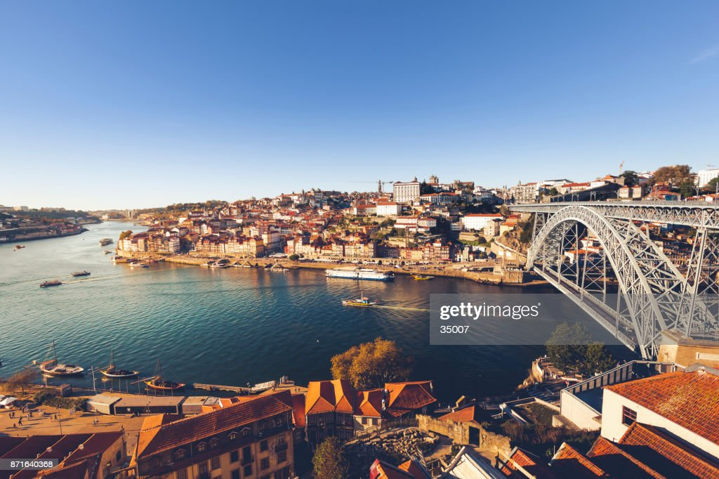 porto city, portugal : Stock Photo