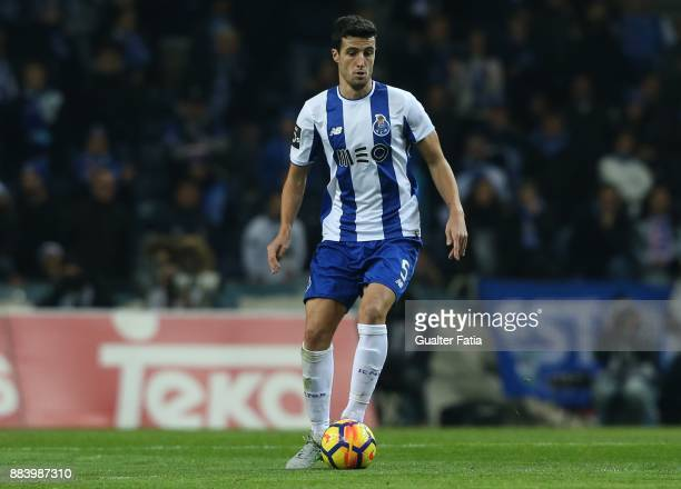 Porto defender Ivan Marcano from Spain in action during the Primeira Liga match between FC Porto and SL Benfica at Estadio do Dragao on December 1...