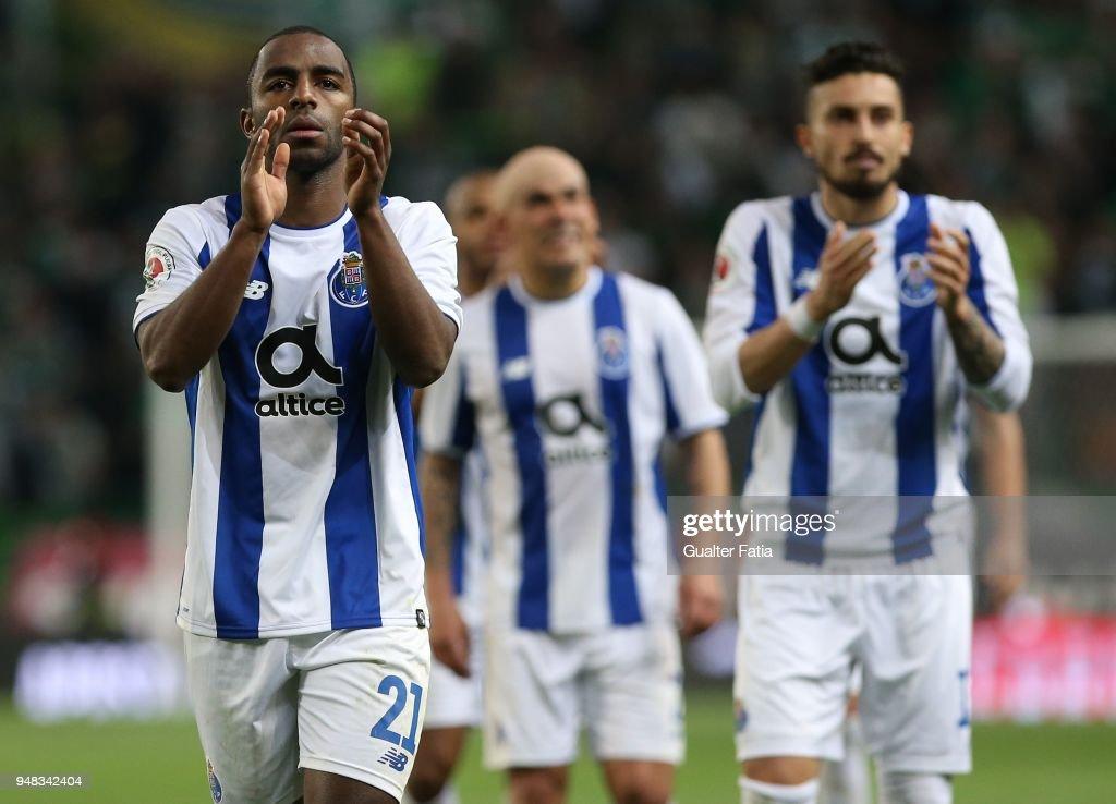 Sporting CP v FC Porto - Portuguese Cup : News Photo