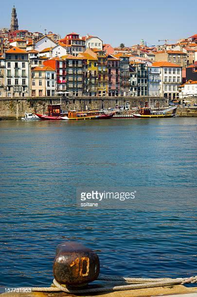 Porto Douro river Portugal