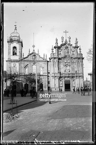 Porto Eglises do Carmo, between 1900 and 1919.